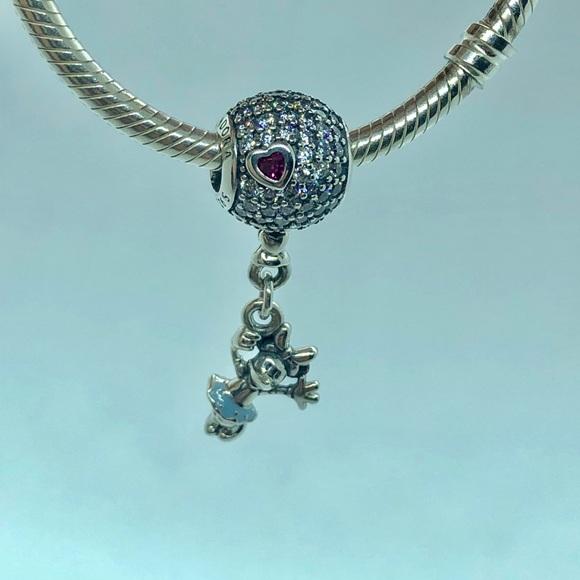 7fda1bbe8 Pandora Jewelry | Disney Floating Minnie Dangle Charm New | Poshmark